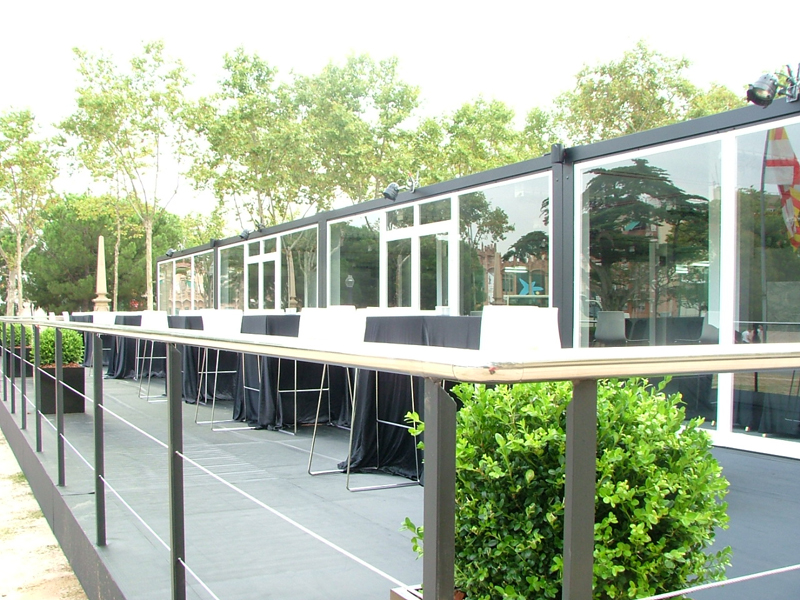 Restaurantes Modulares