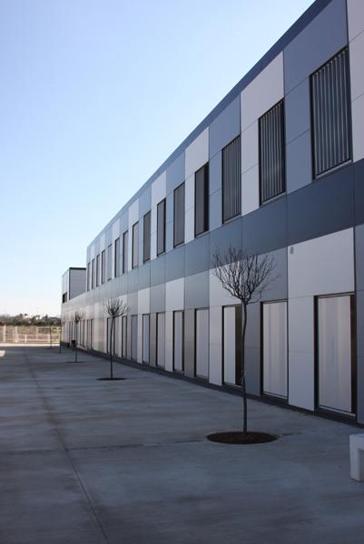 Construccion no residencial | Colegio de la Pobla de Vallbona 05