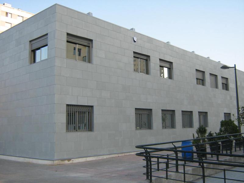 Construccion no residencial | diseño de hospitales