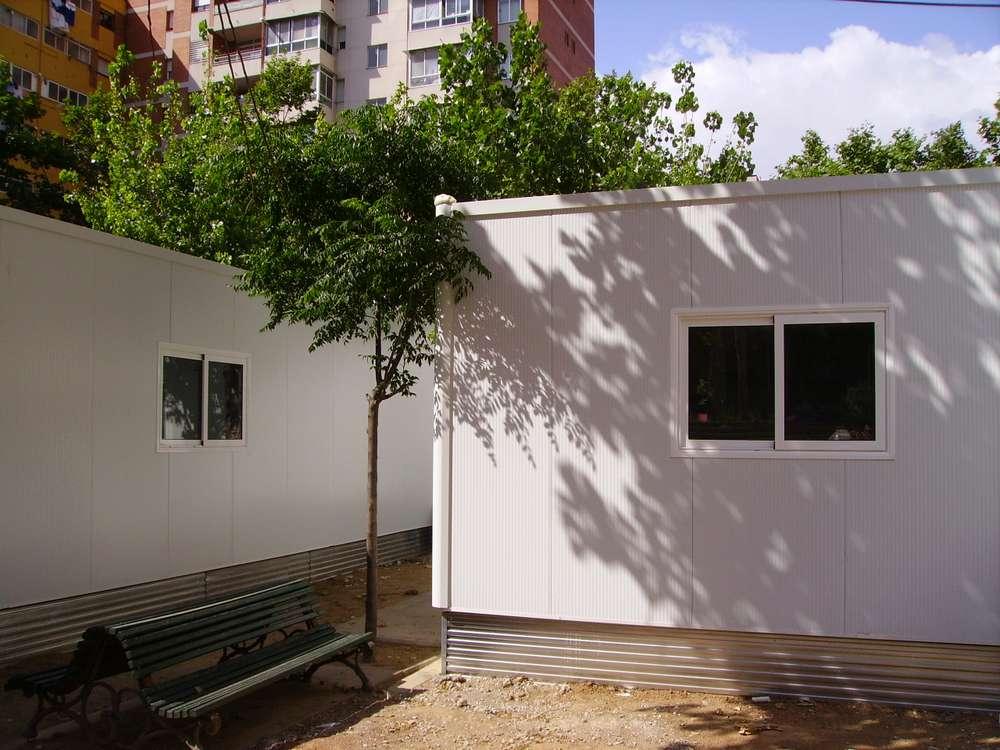 Alquiler Módulos Hospital Cataluña | CAP SANT MARTI