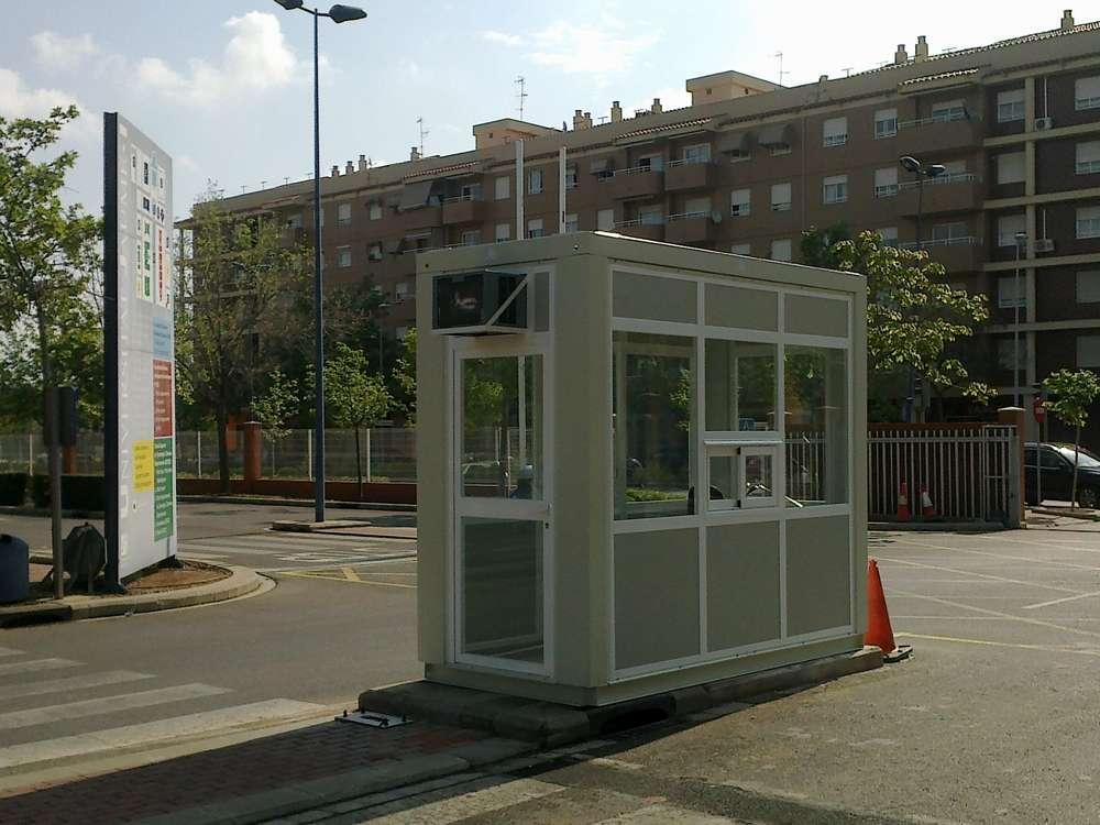 Venta Caseta Vigilancia Madrid | ACASETA DE VIGILANCIA