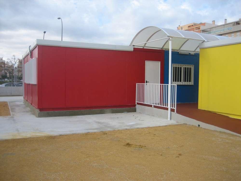 Módulos Alquiler Colegios Alicante | CEIP PEDRO DUQUE