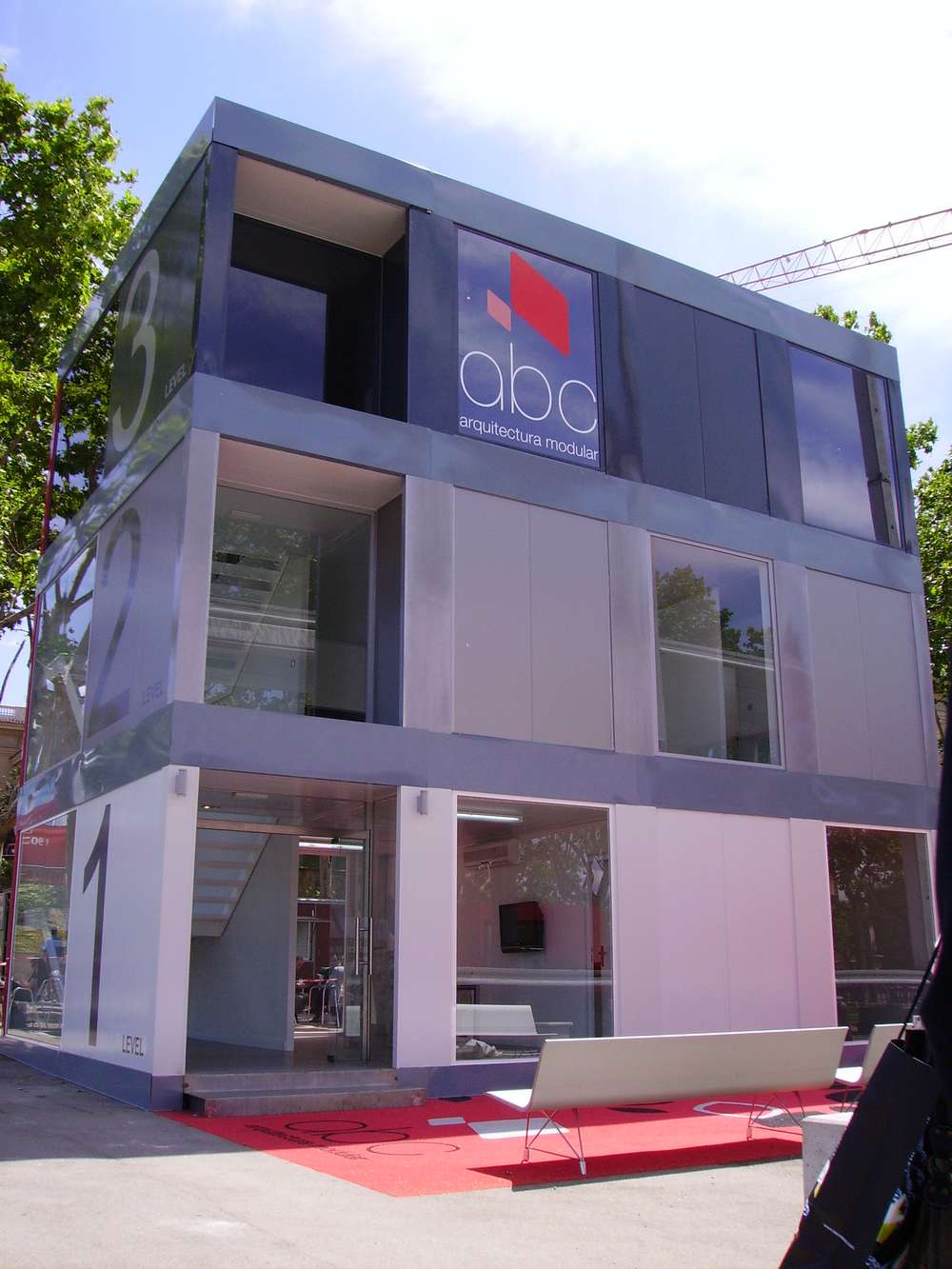 Alquiler de módulos ABC | CONSTRUMAT alquiler módulos