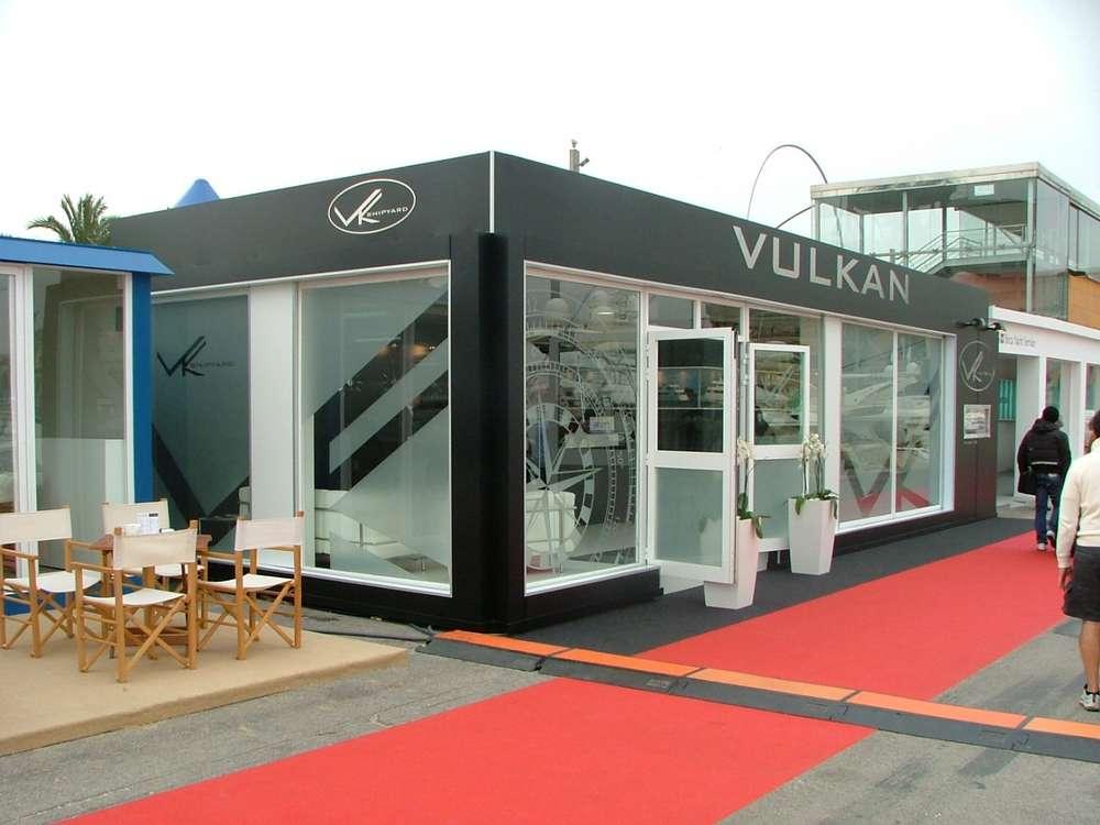 Alquiler Módulos Ferias |NAUTIC 2008