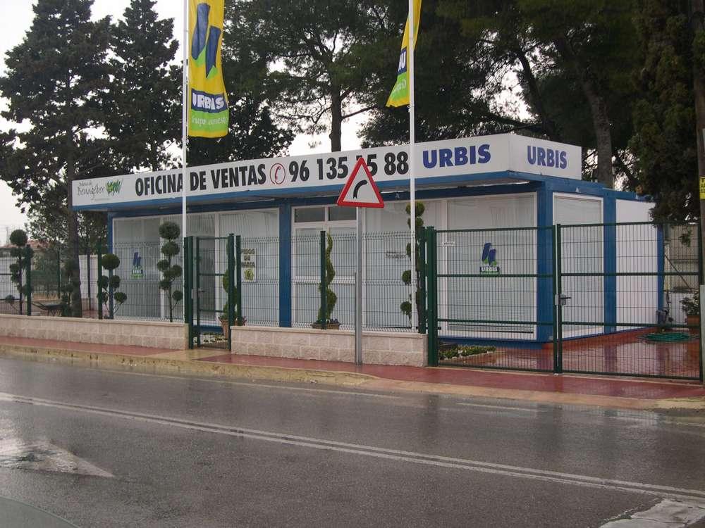 Alquiler de módulos   URBIS 03