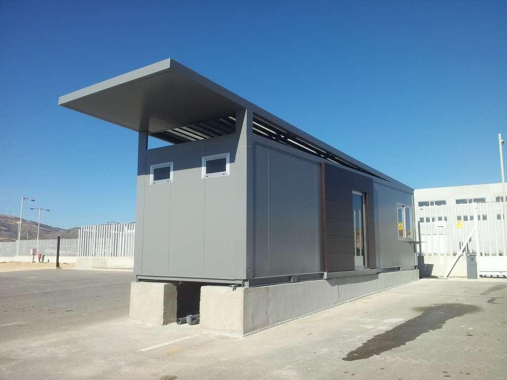 Módulos Habitacionales Transportables |CAMACHO RECYCLING