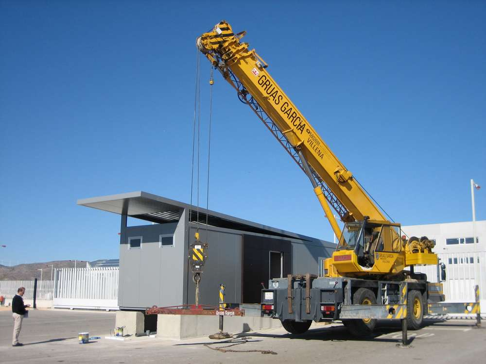 Construcción no residencial |CAMACHO RECYCLING 05