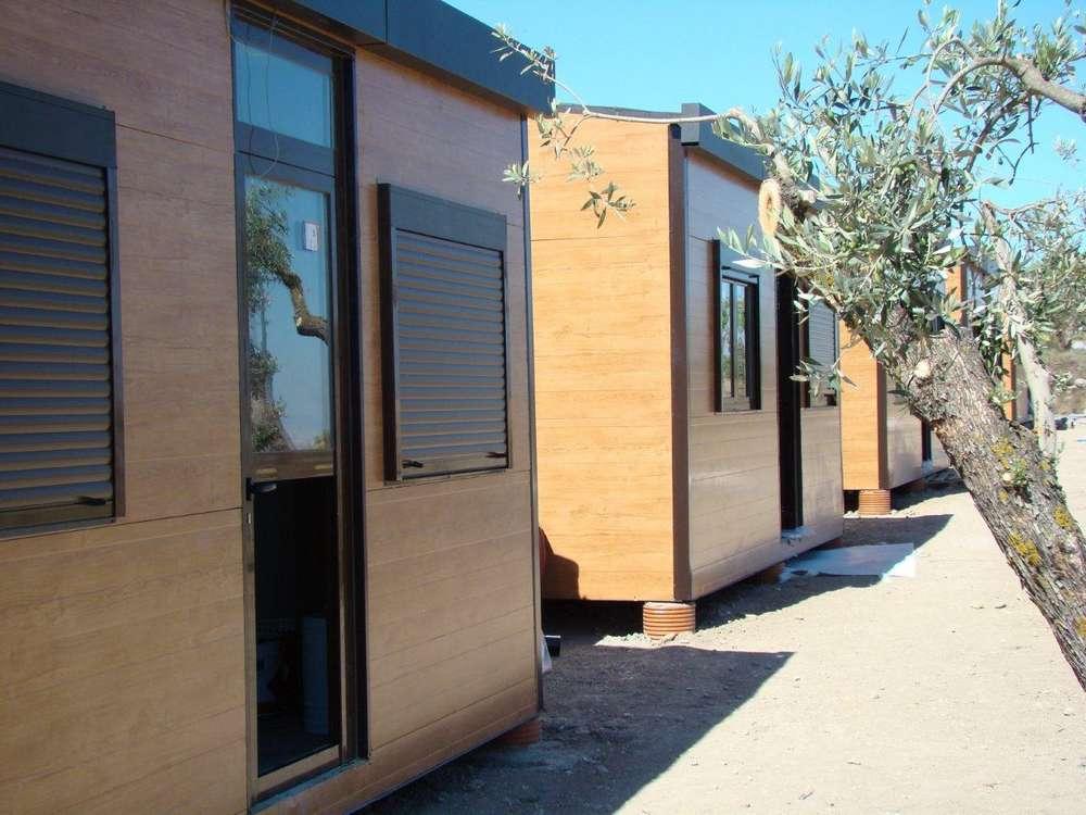 Construcción no residencial | CAMPING DE BORJA 01