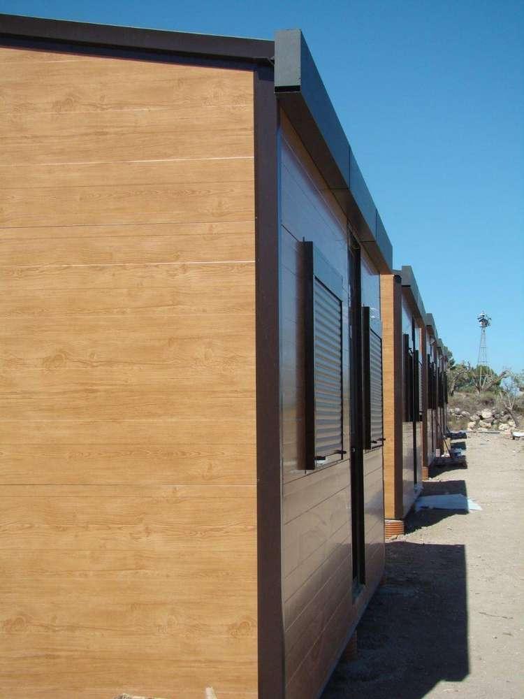 Construcción no residencial | CAMPING DE BORJA 03