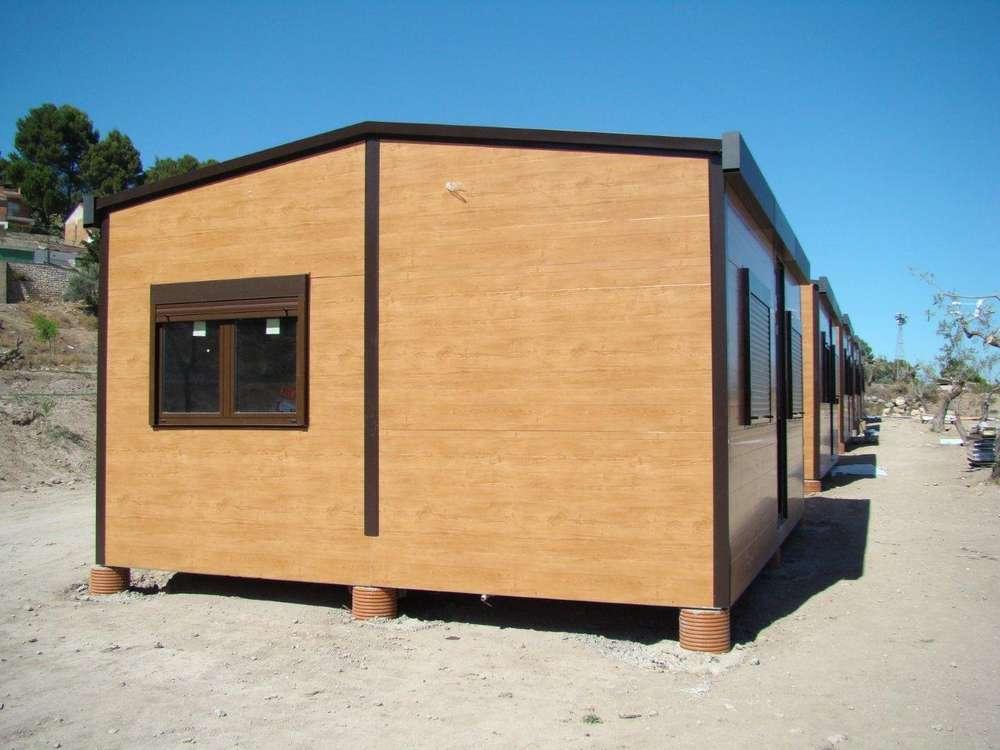 Construcción no residencial | CAMPING DE BORJA 04