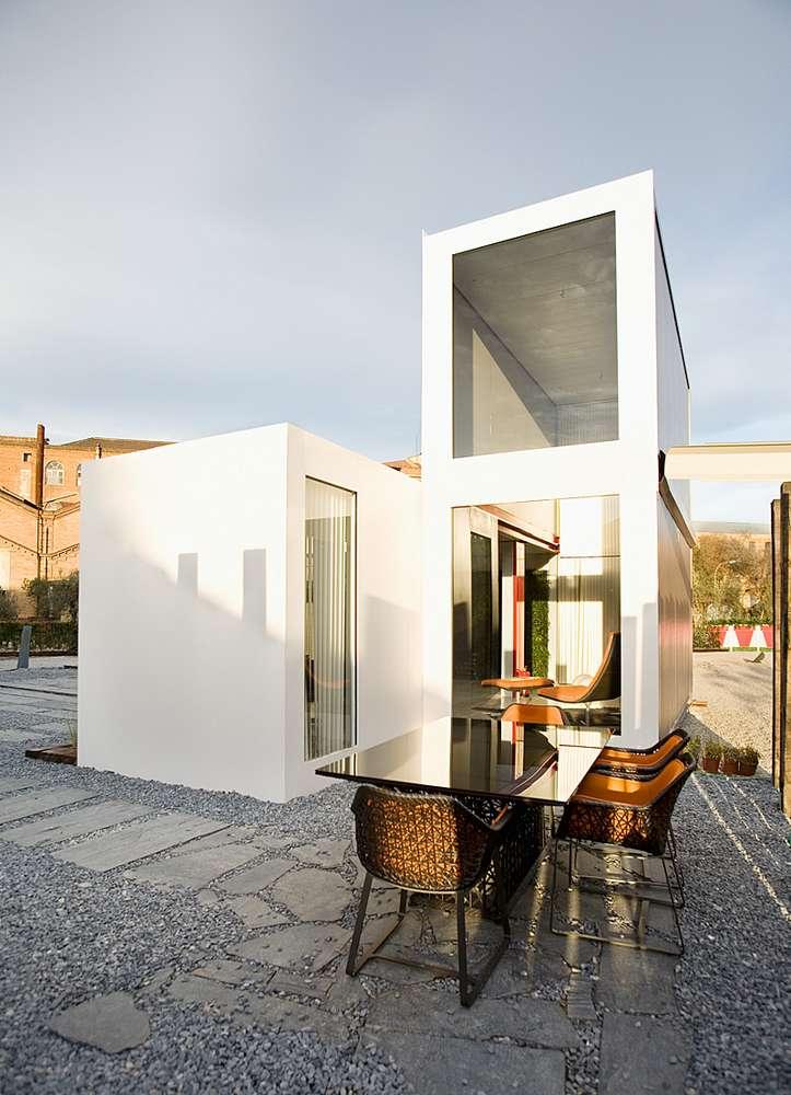 Construcción no residencial | CASADECOR 01