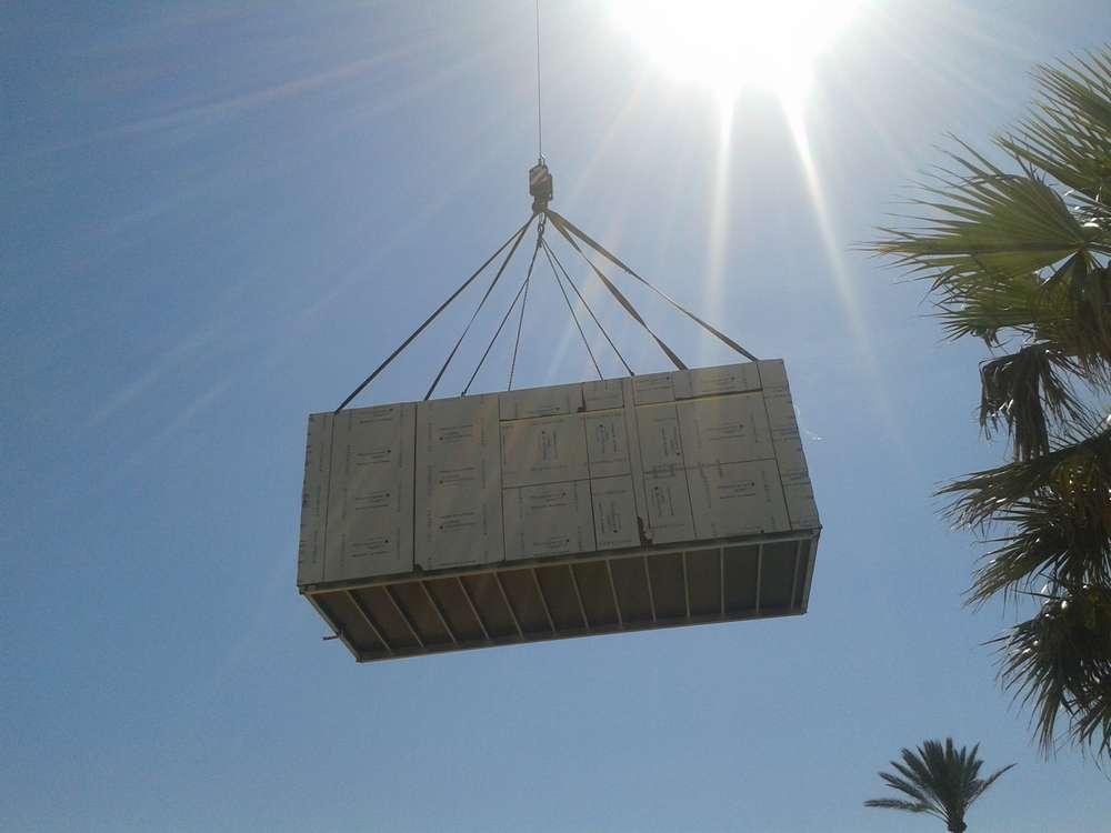 Construcción no residencial | CHIRINGUITO DENIA 01