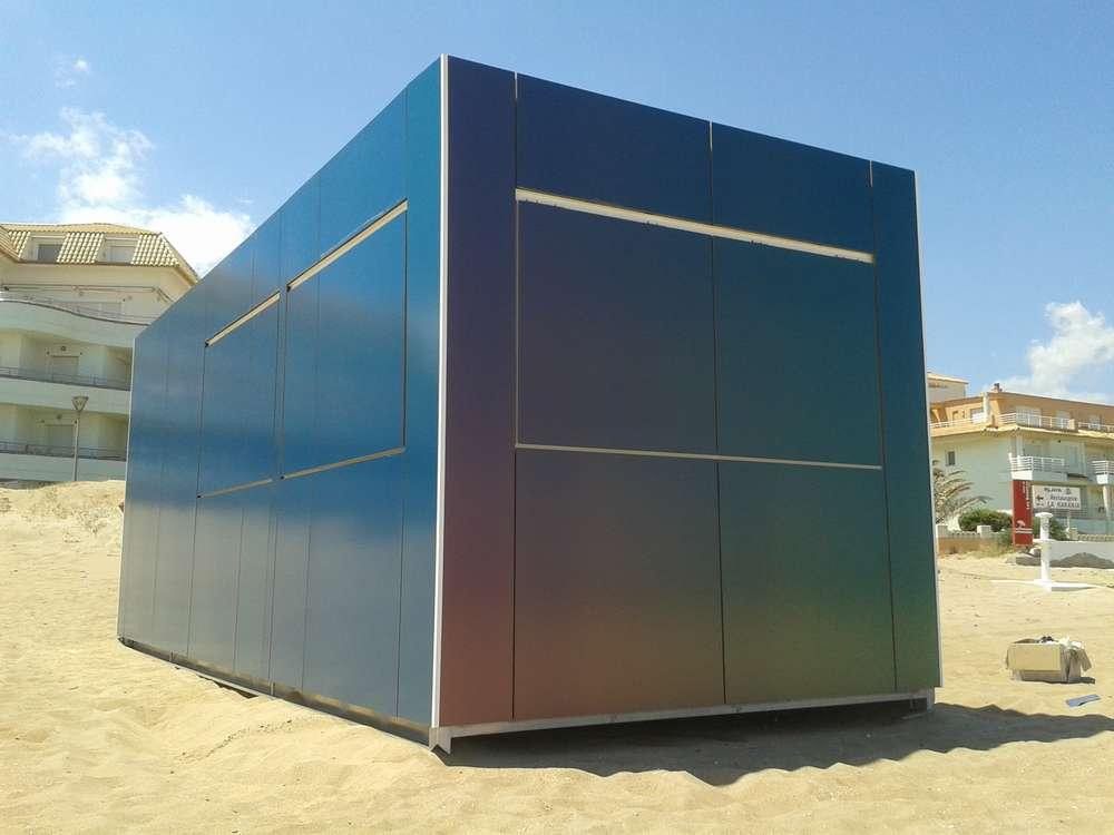 Construcción no residencial | CHIRINGUITO DENIA 02