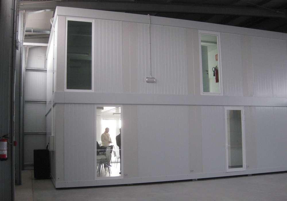 Construcción no residencial | HANGARES 02