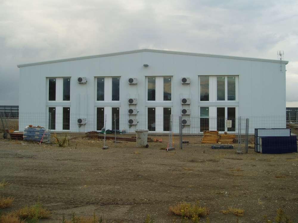 Construcción no residencial | HANGARES 05