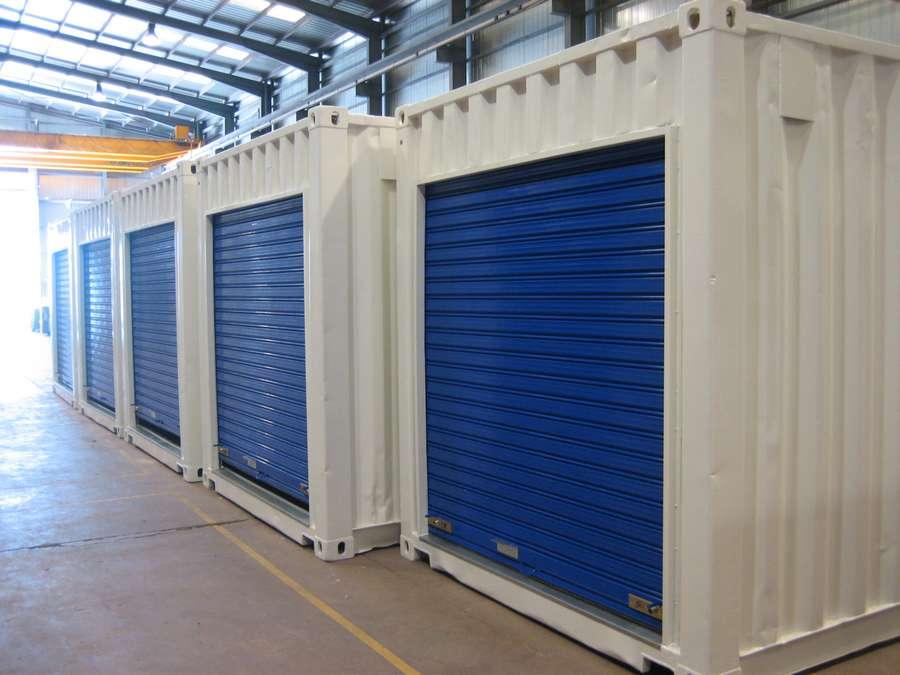 Venta de Containers Usados | BLUESPACE 01