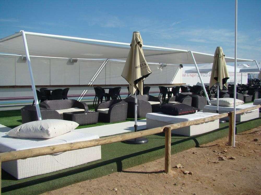 Restaurante prefabricado modular