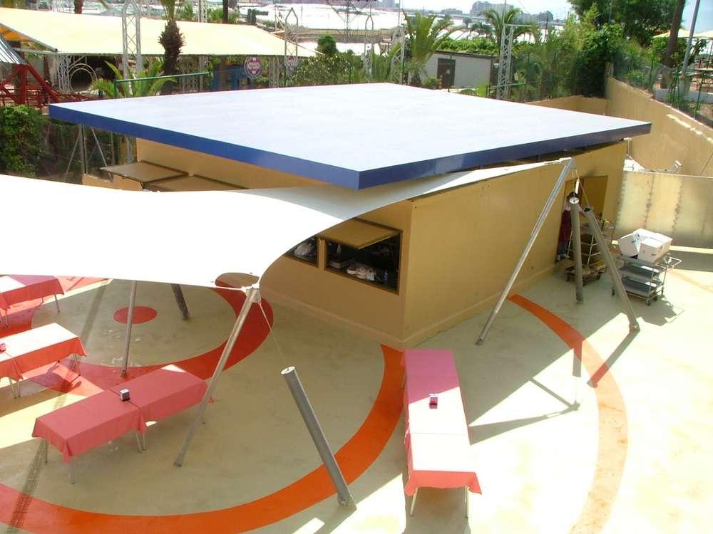 Cafetería Prefabricada | ISLA FANTASIA
