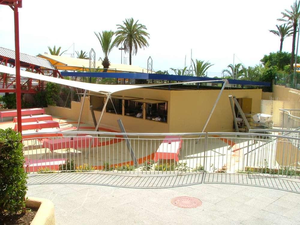 Construcción no residencial | ISLA FANTASIA 02