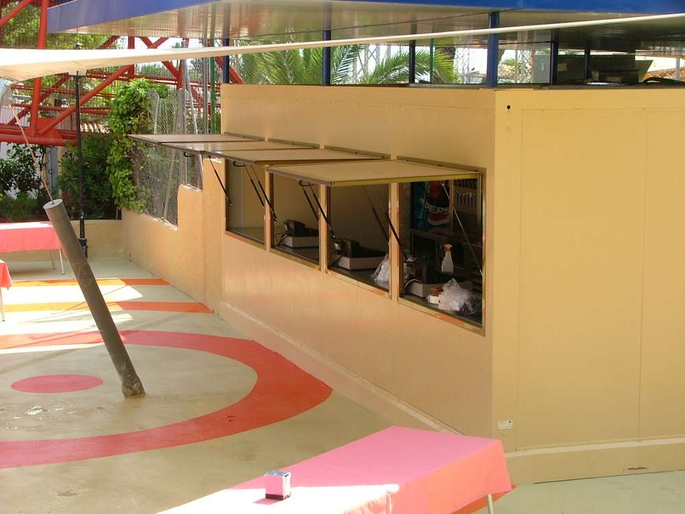 Construcción no residencial | ISLA FANTASIA 03