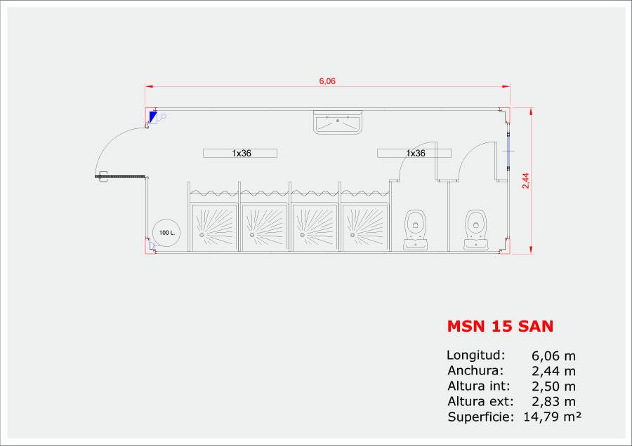 MSN-15-SAN - Alquiler-modulos-ducha-obra