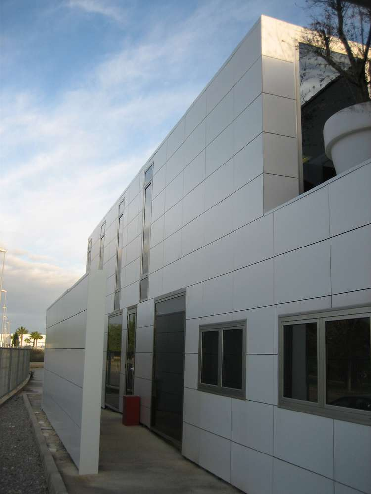 Construccion no residencial | OFICINAS CENTRALES 04