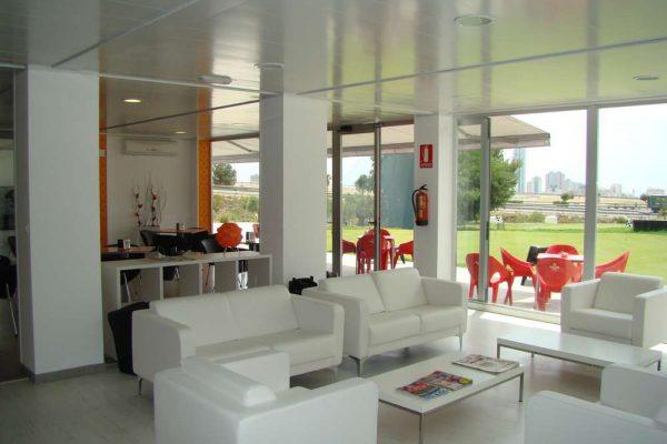 Instalación Deportiva   SIERRA CORTINA