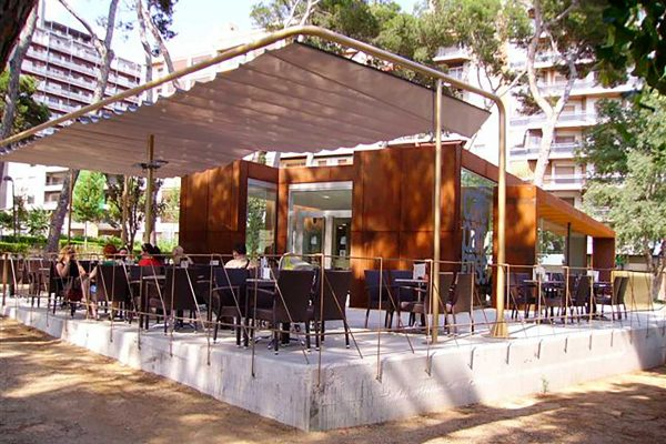 ecobar: bares prefabricados