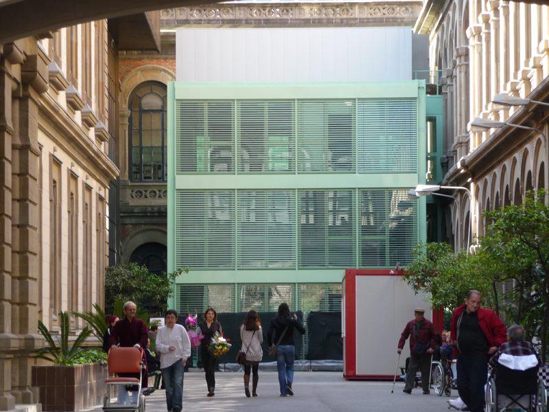 arquitectura sanidad modular