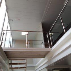 Oficina prefabricada 2 alturas