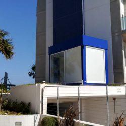 Oficina vigilante en Punta Prima