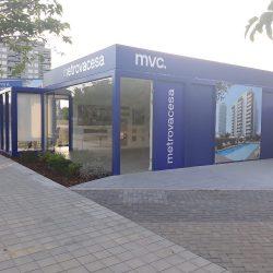 oficinas modulares para metrovacesa abc